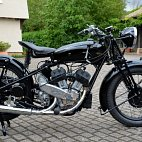 Royal Enfield V twin